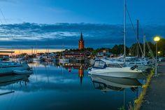 Mariestad, Västra Götaland, Sweden. 11 Juli 2015.