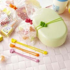 Silicone Wrap Bands Set - Trendy Lil Treats