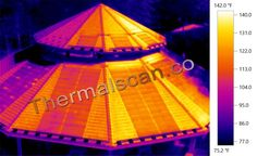 Solar Panel Inspections with Infrared Thermography | A2Z Inspection Services & Thermal Imaging