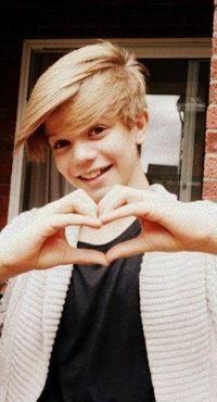 I love you too, ronan parke!!