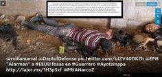 """pic.twitter.com/4Jqjqd5I05 @AristotelesSD @rvillanueval @DeptofDefense @EPN """"Alarma""""a #EEUU fosas #Tlatlaya #AYOTZINAPA : #PRIANarcoZ ''Preguntas alarmantes'' de Northcom sobre matanzas y desapariciones en México"""
