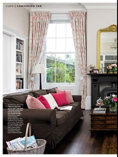 British Beauty | Holly Mathis Interiors  Most perfect room I've ever seen