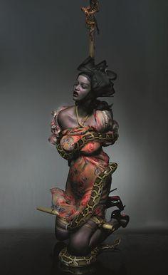 The Full Story: Tessa Kuragi by Nick Knight   AnOther