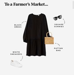 The Everygirl's 2020 Spring Capsule Wardrobe 2020 Wardrobe Basics, Capsule Wardrobe, Work Wardrobe, Professional Wardrobe, Sunny Dress, How To Have Style, Capsule Outfits, Work Outfits, Travel Outfits