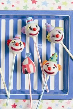 Top Of The Pops: Clowns