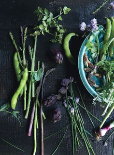 The 7 Best Ways to Cook with Green Spring Produce - Bon Appétit