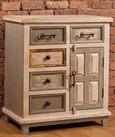 Look what I found on #zulily! LaRose Five-Drawer & Cabinet Chest #zulilyfinds