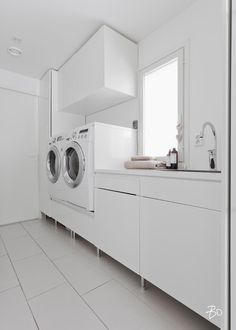 Modern style of laundry Interior Design Living Room, Minimalist Living Room, Home Interior Design, Laundry Room Design, Laundry Design, Bedroom Design, Laundry In Bathroom, Interior Design, House Interior