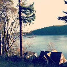 Bainbridge Island, Washington State.