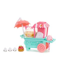 Look what I found on #zulily! Num Noms Art Cart Num Noms Set by Num Noms #zulilyfinds