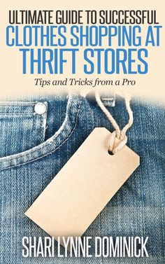 Do you ever walk into a thrift store to buy one simple piece f clothing and get overwhelmed? this is for you! The Ultimate Guide to Thrift Store Clothes Shopping
