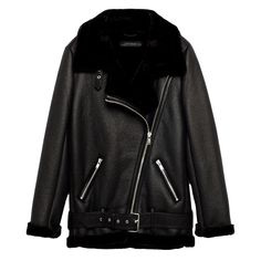All the Must-Have Pieces InStyle Editors Bought in January - BIKER JACKET from InStyle.com