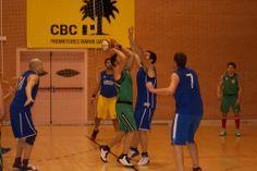 Sèniors: CB Elda - l'Olleria Bàsquet (1-2-2014). Foto: Néstor Codina