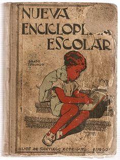 Nueva enciclopedia escolar. Grado segundo. Hijos de Santiago Rodríguez-Burgos