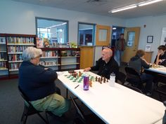 April 22, 2017 Storrs Center Chess Club