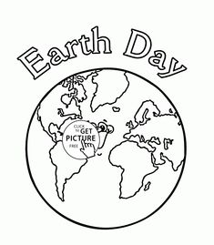 earth day coloring page for kids coloring pages printables free wuppsycom