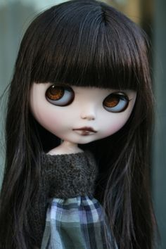 Custom Blythe Doll by Zaloa's Studio by zaloa27 on Etsy