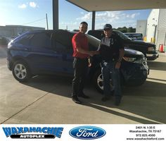 #HappyBirthday to Jimmy from Javier Palos at Waxahachie Ford!  https://deliverymaxx.com/DealerReviews.aspx?DealerCode=E749  #HappyBirthday #WaxahachieFord