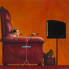~marius van dokkum ♥ Click Through For MANY more images~ Illustrations, Illustration Art, Paint Photography, City Museum, Celebrity Caricatures, Dutch Painters, Art Academy, Dutch Artists, Norman Rockwell