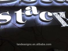 Check out this product on Alibaba.com APP 3d plastic acrylic letters/large plastic letters