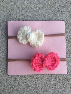 Olivia headband  2 pack by ollieandamelia on Etsy