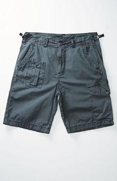 Bullhead Denim Co. Fashion Solid Cargo Shorts at PacSun.com