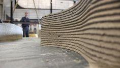 TU Eindhoven team developed Concrete 3D Printer