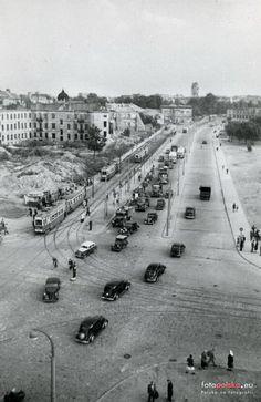 Warszawa, plac bankowy