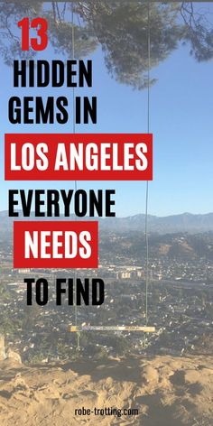 Want to explore off the beaten path LA - here are 13 unique things to do in Los Angeles. Use our hidden gems in Los Angeles to spice up your LA itinerary or weekend city break to LA Usa Travel Guide, Travel Advice, Travel Usa, Travel Guides, Travel Tips, Vacation Places In Usa, Places To Travel, Hiking Places, Travel Destinations