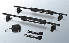 Mitsubishi Roof Carrier Protection Set - MME50500