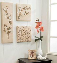 set de cuadros decorativos - Buscar con Google