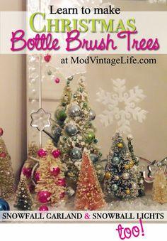 Crafting Christmas - Mod Vintage Life
