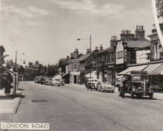 Hazel grove London road