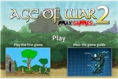 AGE OF WAR 2 전쟁시대2 플래시 게임 [인기]
