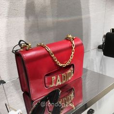 J'adior Bag in Red RM12,650 ❤❤❤ it? Order now. Once it's gone, it's gone! Just WhatsApp me +44 7535 715 239, Erwan.  Click my account name for other great items. #l2klDior #l2klDior #l2klDior