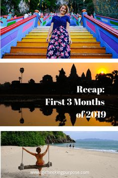 A recap on the first three months of Adventure, Friendships and Challegens in Thailand, Cambodia, Malaysia and New Zealand. Batu Caves, Hiking Tent, New Friendship, New Zealand Travel, Day Hike, Angkor, 3 In One, What Is Life About, Solo Travel