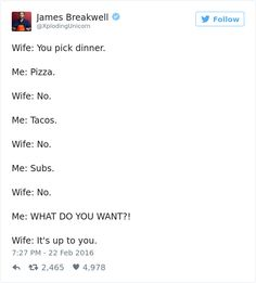10  Of The Funniest Marriage Tweets Of The Year