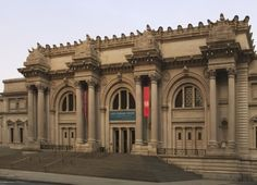 The Met! Talk about a treasure chest!