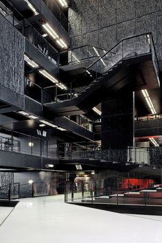 University Library Utrecht UBU The Netherlands Design
