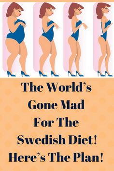 The World's Gone Mad For The Swedish Diet! Here's The Plan! – Airplus