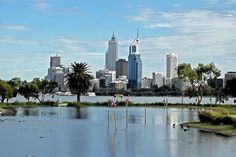 Places - Perth, Australia.  The beautiful Swan River. Take the ferry from the City to Fremantle!  Places I have been