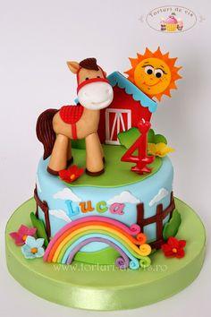 Torturi de vis Dinosaur Birthday Party, Birthday Cake, Birthday Parties, Birthday Ideas, Beautiful Cakes, Amazing Cakes, Cake Decorating, Decorating Ideas, Kids