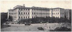 Hospital provincial de Atocha,decada años 30.