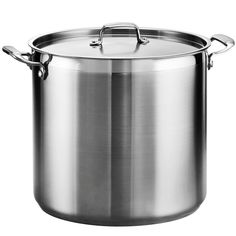 Gourmet 24 Qt. Covered Stock Pot for cooking giant food