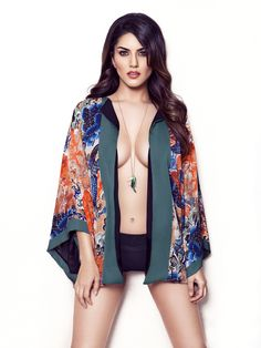 Maxim: Sunny Leone on Behance