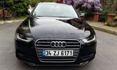 A4 A4 2.0 TDI (143) MULTITRONIC 2013 Audi A4 A4 2.0 TDI (143) MULTITRONIC