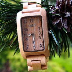 dřevěné hodinky Furud od TimeWood