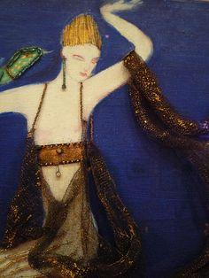 Florine Stettheimer 1920s ..... Medusa