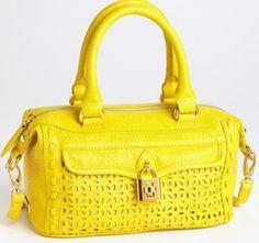 Yellow Jessica Simpson bag