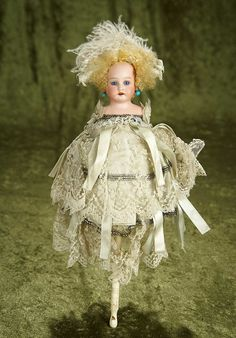 Rendezvous Auction — Wednesday, December 7 at 7PM EST Rare antique dolls. (onsite, absentee, telephone & internet bids) Location: Theriault's headquarters in Annapolis, Maryland. https://theriaults.proxibid.com/asp/Catalog.asp?aid=118793